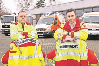 Hier entsteht Sachsens größtes Zentrum für Katastrophenschutz