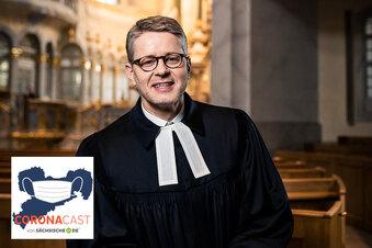 Podcast mit dem Pfarrer der Frauenkirche
