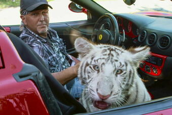 """Tiger King"": Jeff Lowe muss Tiere abgeben"