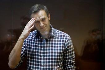 Nawalny tritt in Hungerstreik