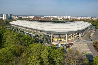 Neue Pläne fürs Dresdner Stadion
