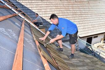 Altenberger Bergbaumuseum kriegt was aufs Dach