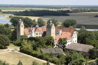Schlosstürme sollen saniert werden