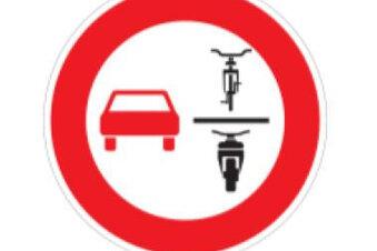 Überholverbot von Radlern auf Pestalozzistraße