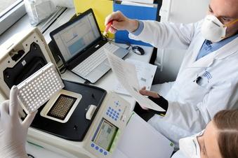 Virensuche in Deutschlands Kläranlagen