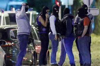 Polizei vereitelt Anschlag in Paris