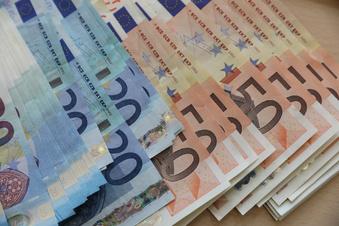 Dohna sucht eine Million Euro