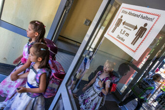 Coronavirus-Studie: Geringe Infektionsgefahr in Schulen