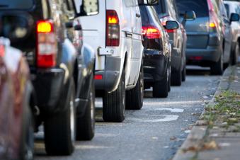 Unfall sorgt für Stau auf der Autobahn