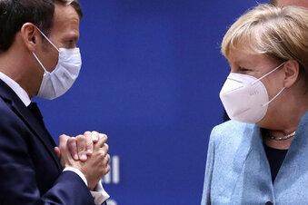 Merkel will über Islamisten-Terror beraten