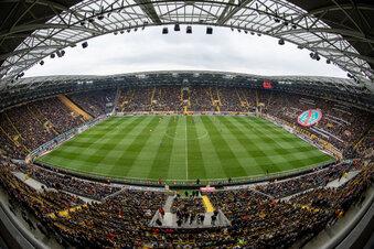 Testzentrum in Dresden für Zuschauer?