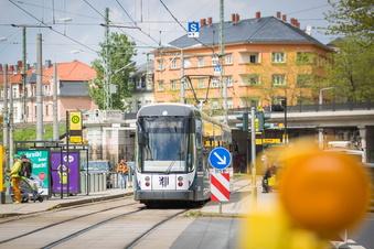 Dresden: Durcheinander bei DVB-Linien