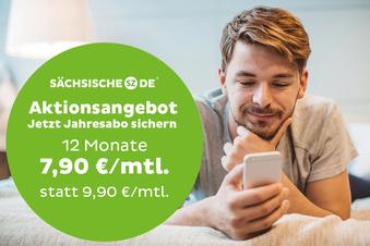 Sächsische.de im Online-Abo lesen