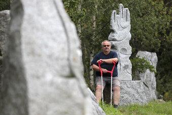 Nebelschütz: Hürden für die Bildhauertage