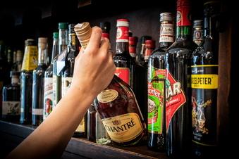 Alkohol ist noch immer das größte Problem in Dresden
