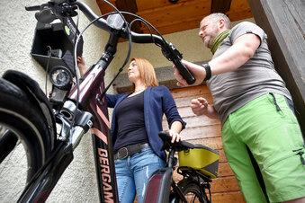Großes Aufrüsten für die E-Bikes-Fans