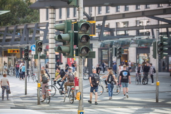 Dresden kämpft mit den Folgen des Blackouts