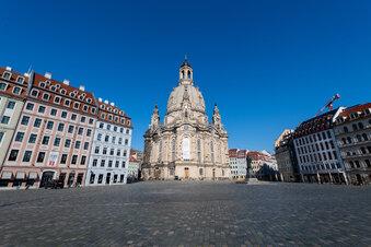 Dresden: Bald wieder Leben in Frauenkirche