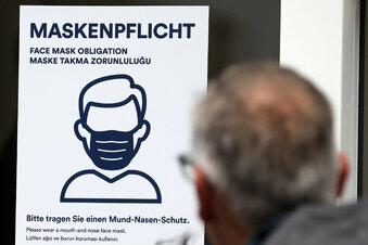 Kein Bußgeld für sächsische Masken-Muffel