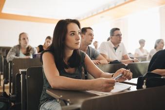 Mit hoher Erfolgsquote studieren
