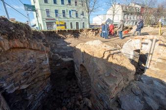 Kein öffentlicher Ausgrabungs-Rundgang