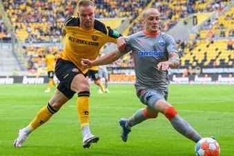 Dynamo verliert deutlich gegen Paderborn