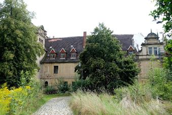 Kampf gegen Schloss-Verfall in Gauernitz