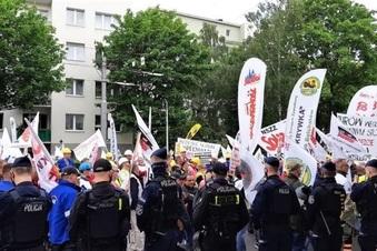 Turow: Protest gegen Abbau-Stopp