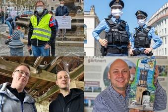 Klickstark: Polizei-Rechte in Corona-Zeiten