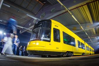 Vorerst kein Internet in neuer Dresdner Straßenbahn