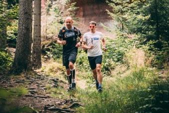 O-See-Ultra-Trail im internationalen Rennen