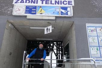 Kaum noch Hoffnung auf Wintersport in Tschechien