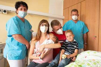 Wie sicher ist die Geburt in der Kamenzer Klinik?