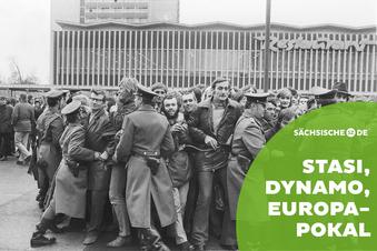 Die Sorge der Westpresse vor zu braven Dynamo-Fans