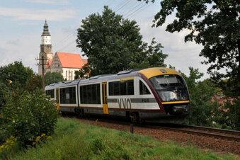Kamenz: Grüne fordern Tempo bei S-Bahn