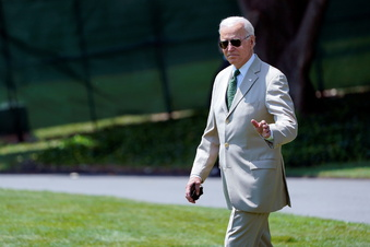 """Joe Biden und die Rückkehr des """"Tan Suit"""""""