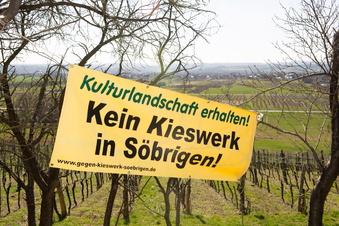 Kiesabbau Söbrigen: Freistaat hat Land verkauft