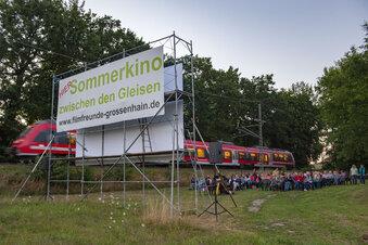 Wieder Sommerkino in Großenhain