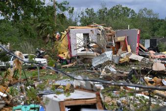 Mehrere Tote nach Unwetter in den USA