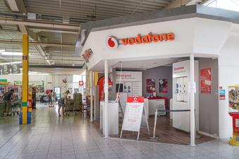Bautzen: Vodafone-Shop bleibt geschlossen