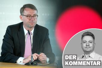 Sachsen-Koalition attackiert sich selbst
