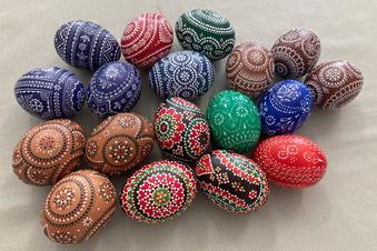 Das sind die schönsten sorbischen Ostereier