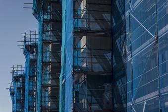 Mehr Wohnungs-Abriss als Neubau in Sachsen
