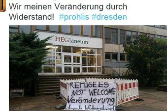 Flüchtlinge ziehen jetzt in Prohliser Schule
