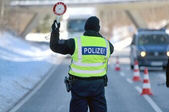 Grenzkontrolle: Einreise nur mit Negativtest