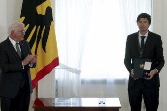 Steinmeier verleiht Verdienstorden