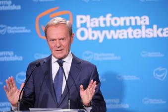 Donald Tusk wagt Comeback in Polen