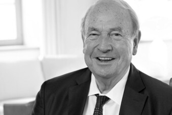 Knorr-Bremse: Heinz Hermann Thiele ist tot