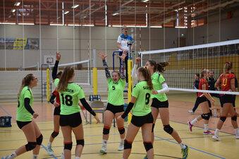 Internationales Volleyballturnier in Dipps