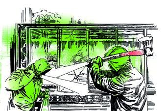 Grünes Gewölbe: Was war mit der Alarmanlage?